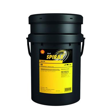 SHELL SPIRAX S3 AS 80W-140 20L