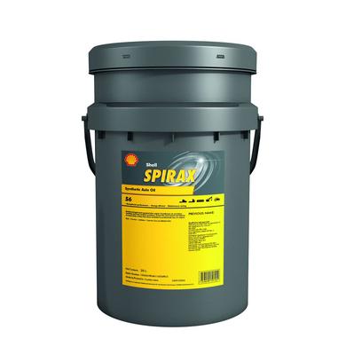 SHELL SPIRAX S6 AXME 75W-90 20L