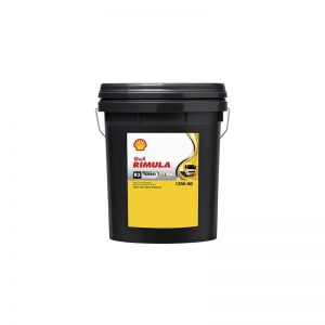 SHELL RIMULA R3 TURBO 15W-40 20L