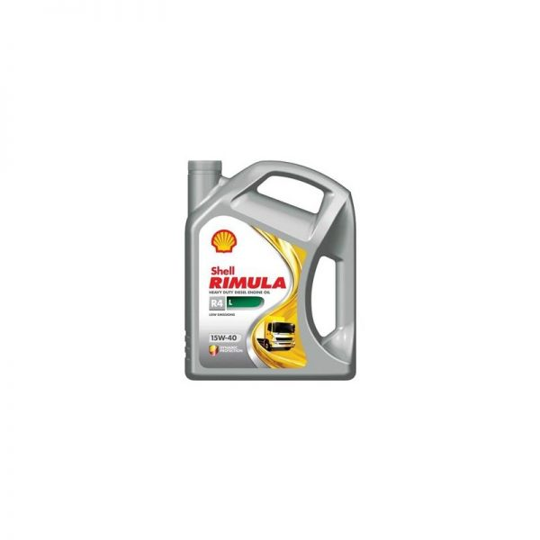 SHELL RIMULA R4 L 15W-40 5L
