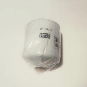 Filter chladiacej kvapaliny MANN WA 940/1