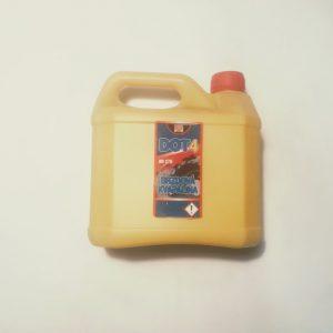 Brzdová kvapalina DOT 4 3L