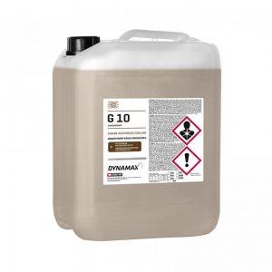Nemrznúca chladiaca kvapalina G10 10L