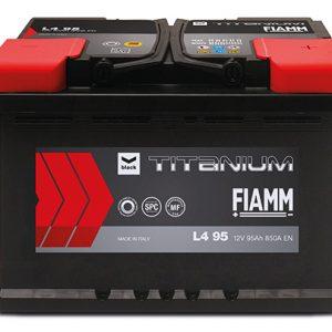 FIAMM BLACK TITANIUM 12V 35Ah 300A