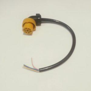 Kábel zadného svetla s konektorom vľavo 30cm