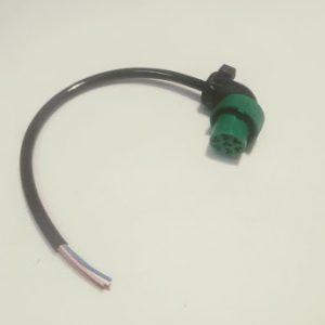 Kábel zadného svetla s konektorom vpravo 30cm