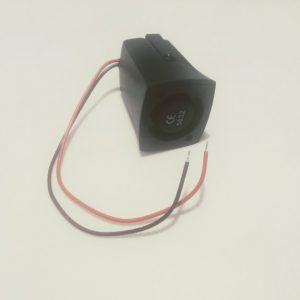 Alarm cúvací 24V