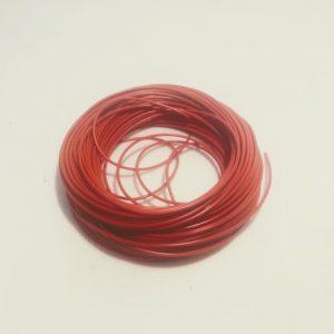 Autokábel červený pr. 1,5mm