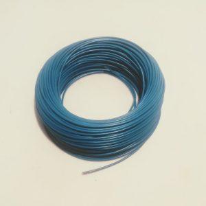 Autokábel modrý pr. 1,5mm