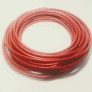 Batériový kábel 10mm červený