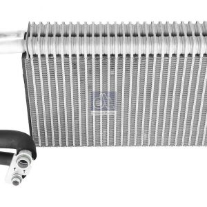 Výparník klimatizácie bez ventilu