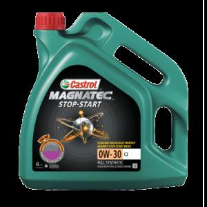 Castrol Magnatec Stop-Start C2 0W-30 4L