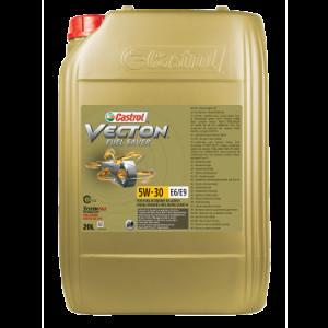 Castrol Vecton Fuel Saver 5W-30 E6/E9 20L