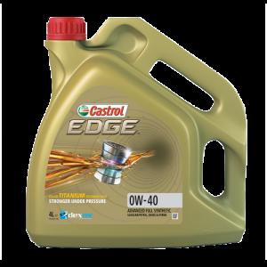 Castrol Edge 0W-40 4L